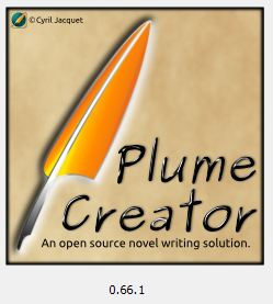 logo plume creator, writer program